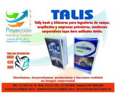 TALLY BOOKS Y BITACORAS PARA INGENIEROS DE CAMPOS PETROLEROS
