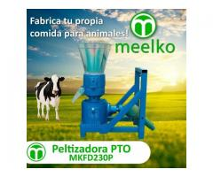 Peletizadora Meelko 230mm 22hp PTO